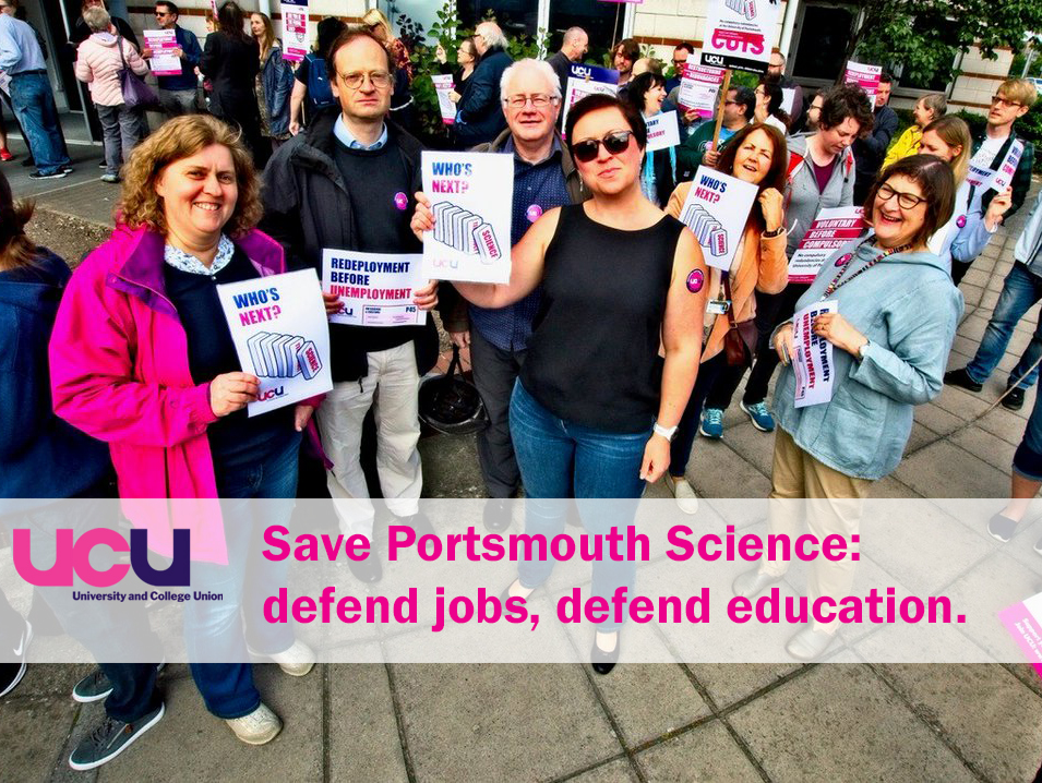 UCU petitions